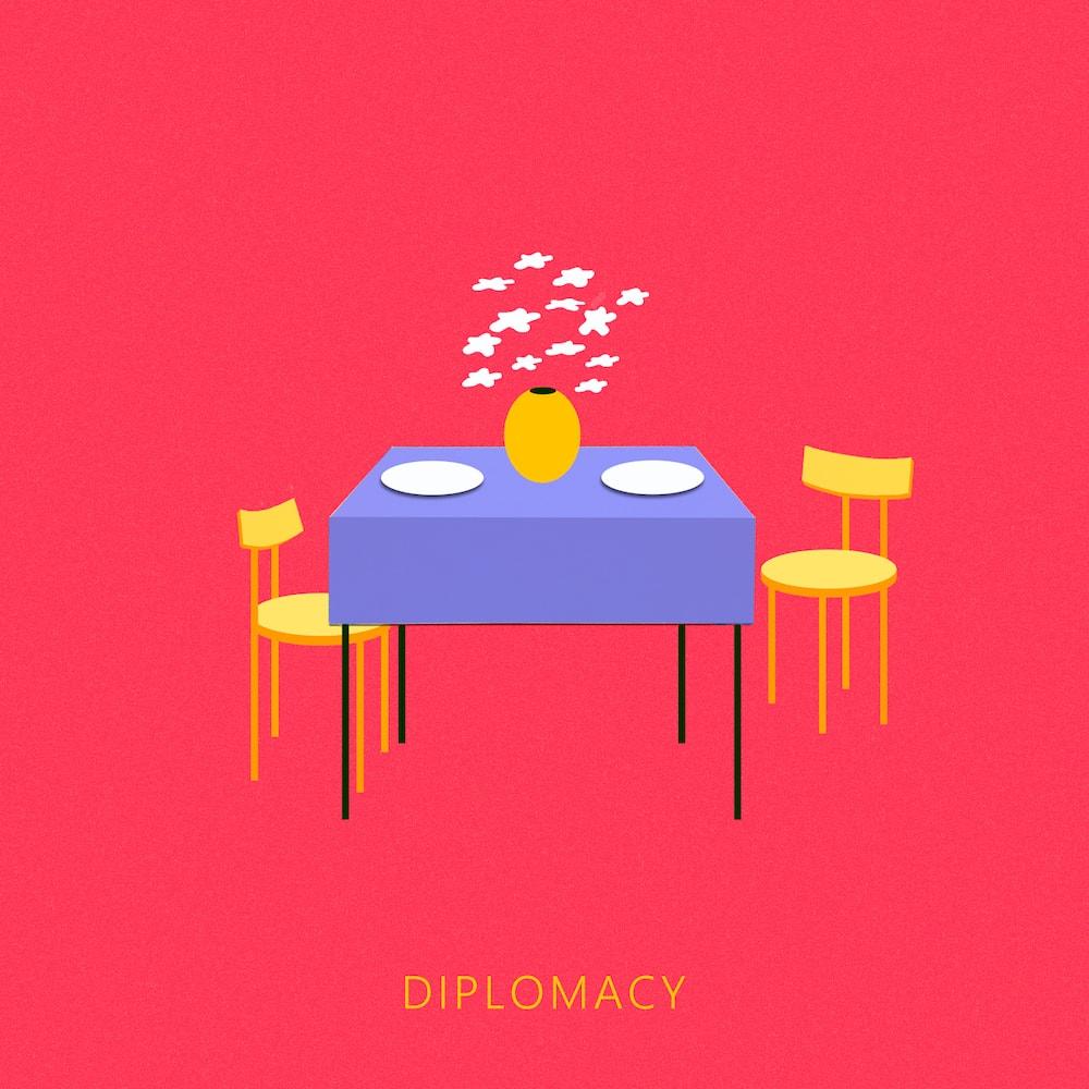Kakkmaddafakka – Diplomacy (★★★½): Alleen maar warmte