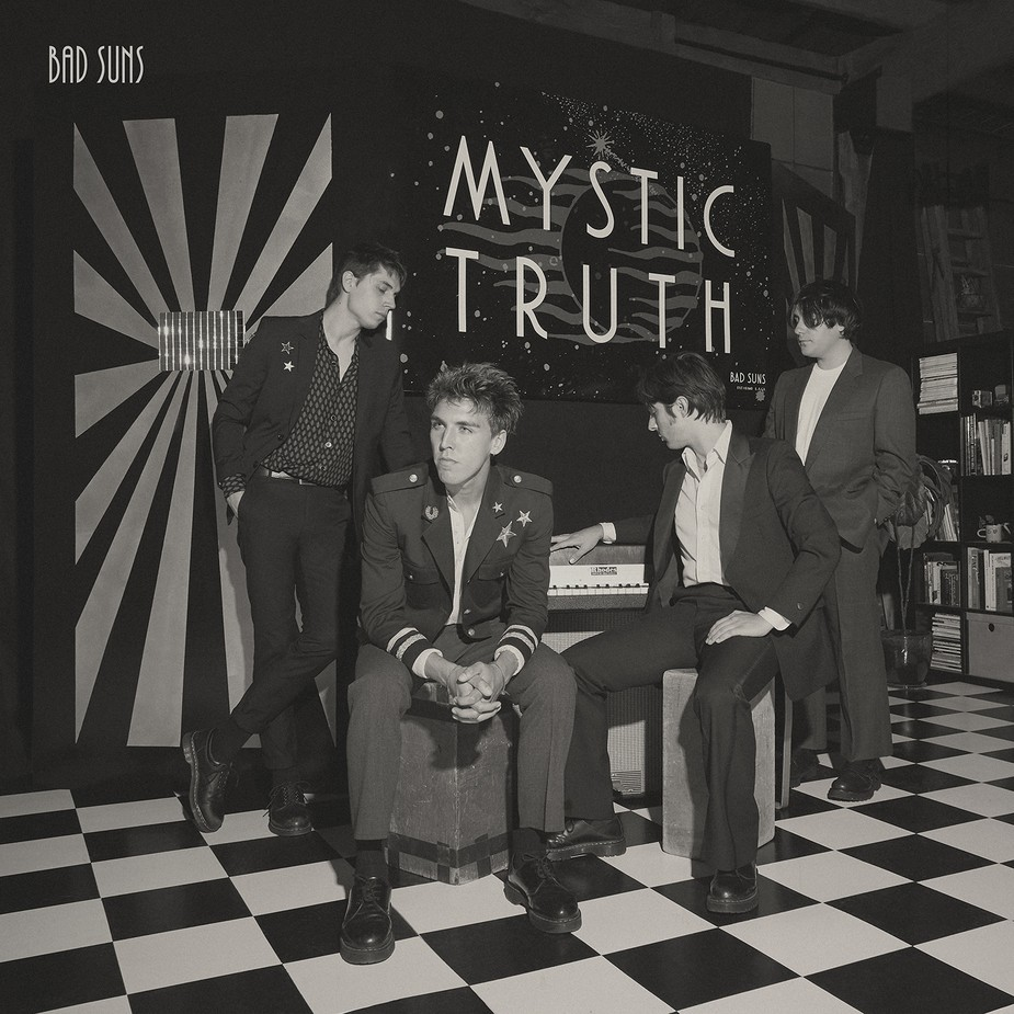 Bad Suns – Mystic Truth (★★): Californische zon schijnt minder dan weleer