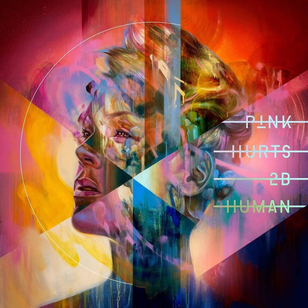 "Nieuwe single P!nk – ""Hurts 2B Human"" ft. Khalid"