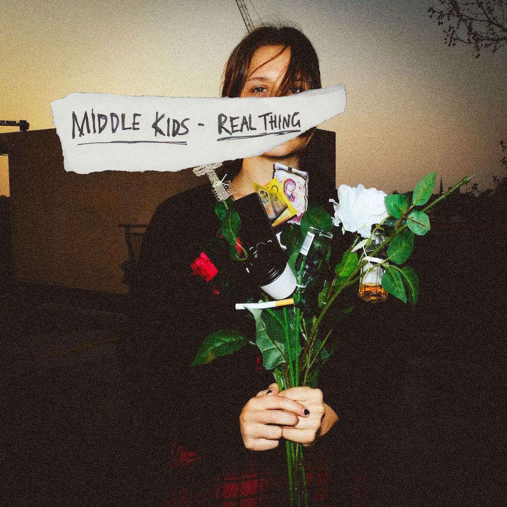 "Nieuwe single Middle Kids – ""Real Thing"""