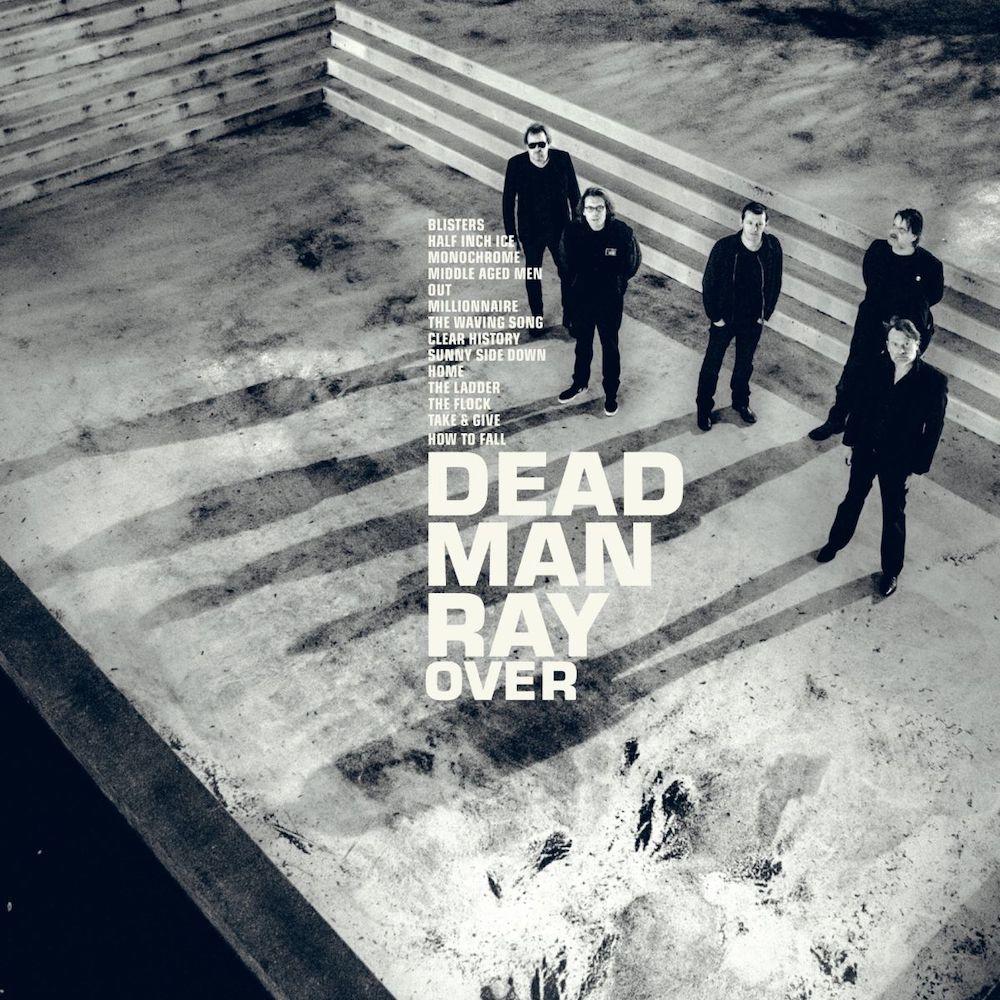 Dead Man Ray – Over (★★★★): Hernieuwde creatieve energie