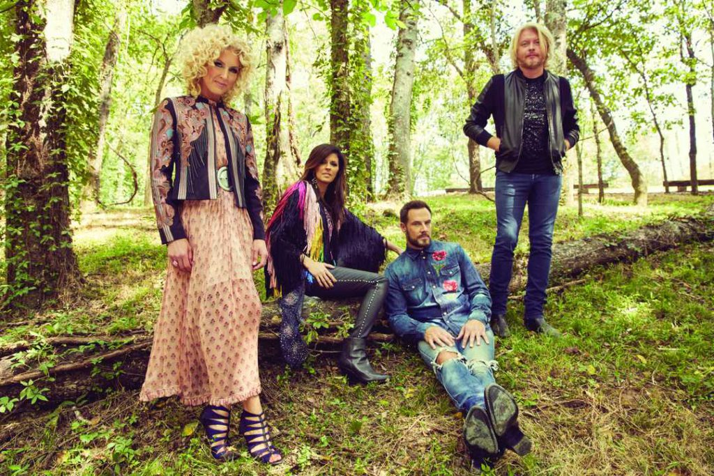 "Nieuwe single Little Big Town – ""Over Drinking"""