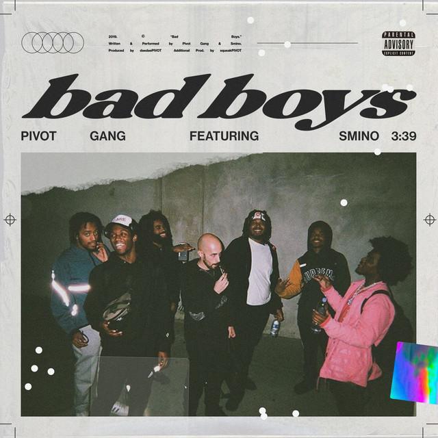 "Nieuwe single Pivot Gang ft. Smino – ""Bad Boys"""