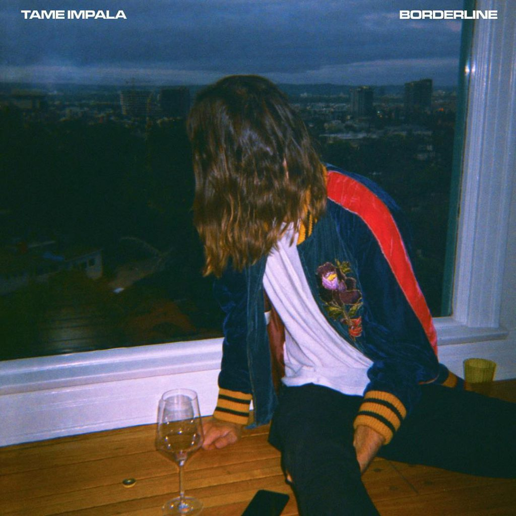 "Nieuwe single Tame Impala – ""Borderline"""
