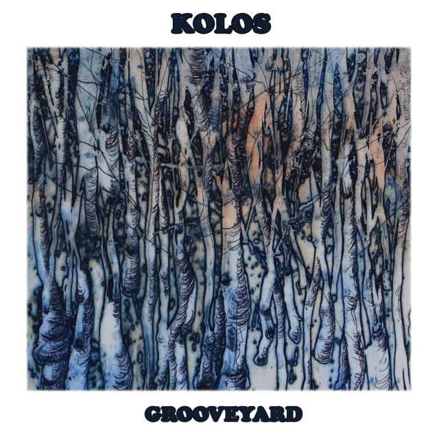 Kolos – Grooveyard (★★★½): Een straf debuut met groeimarge