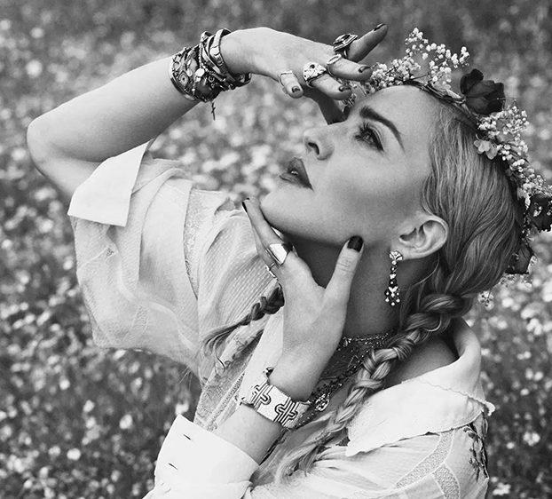 """Nieuwe single Madonna – """"Dark Ballet"""""""
