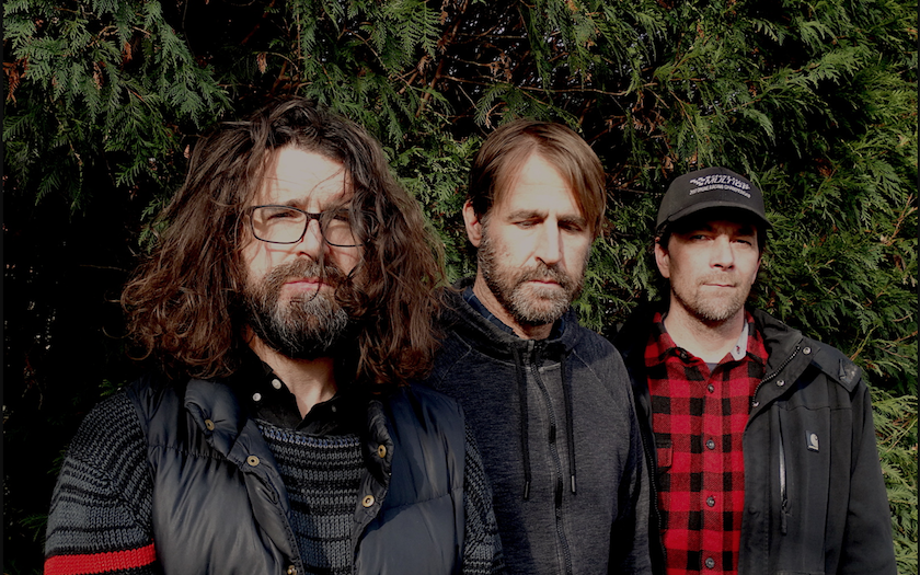 "Nieuwe single Sebadoh – ""raging river"""