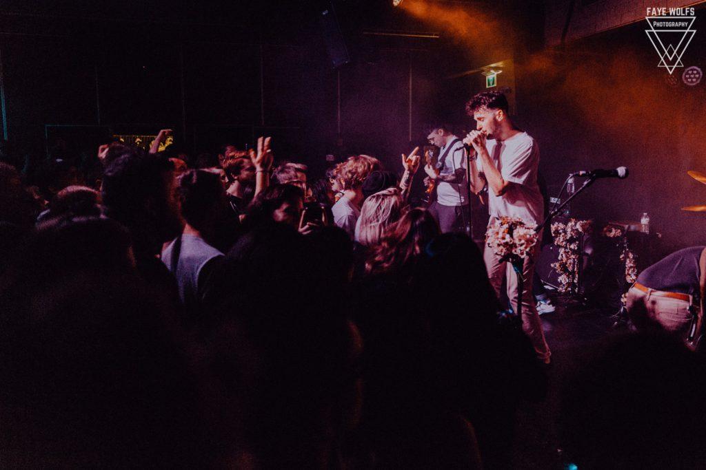 Casey @ Trix (ism. Flood Floorshows & Stay Heart Concerts): Cathartische zwanenzang