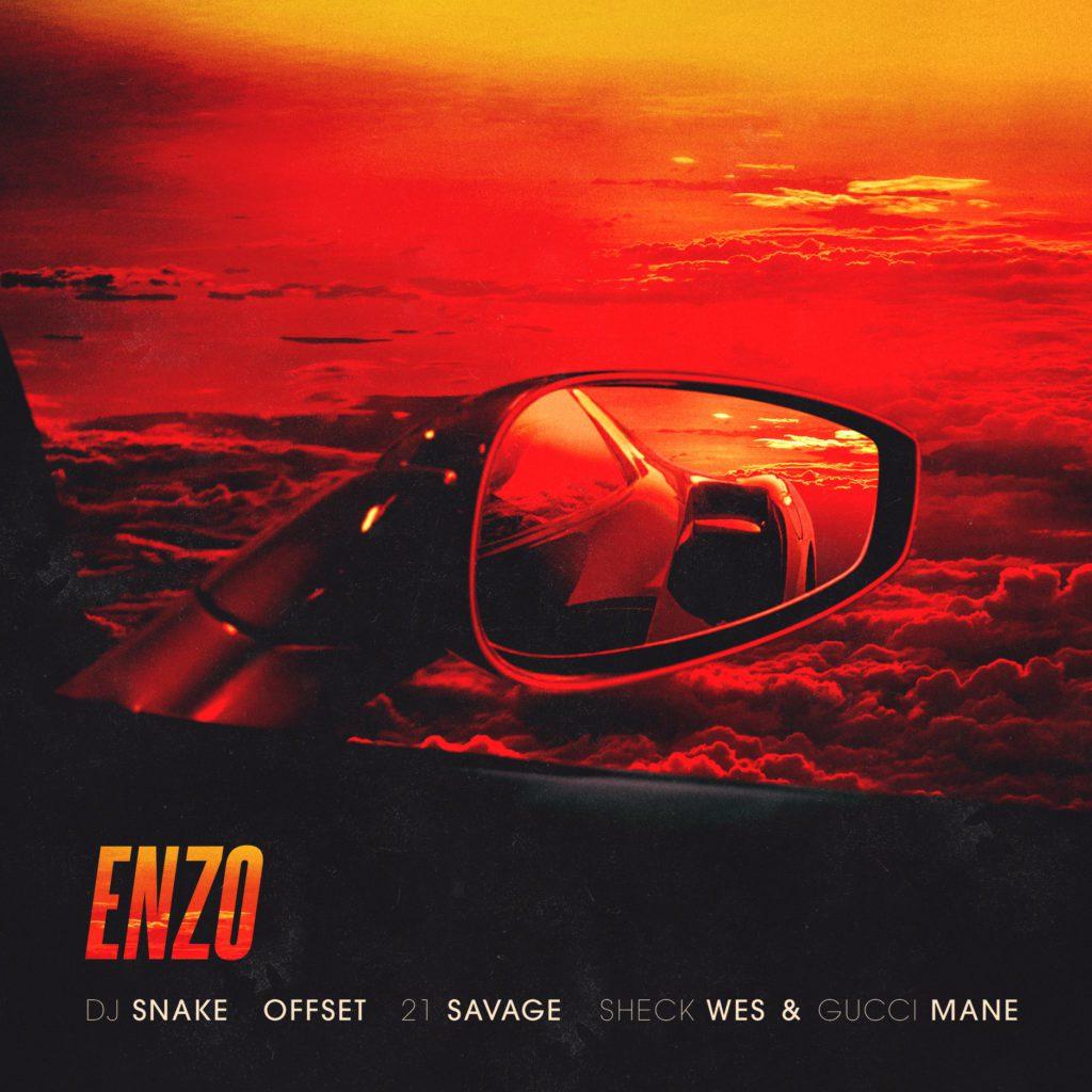 """Nieuwe single DJ Snake & Sheck Wes feat. Offset, 21 Savage & Gucci Mane – """"Enzo"""""""