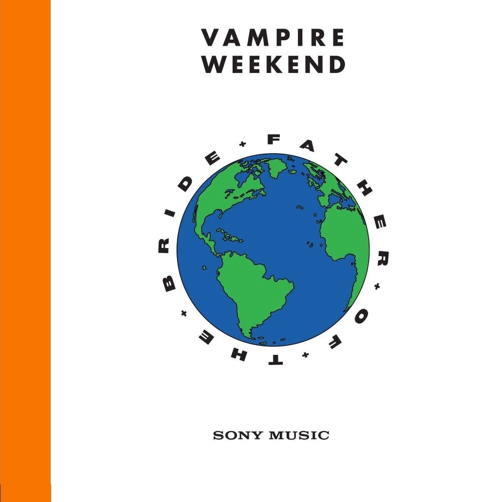 Vampire Weekend – Father Of The Bride (★★★½): Huisje, tuintje, boompje, plaatje