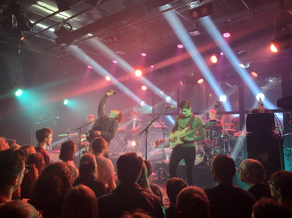 Giant Rooks @ Ancienne Belgique (AB): De nieuwe muzikale sterren uit Duitsland