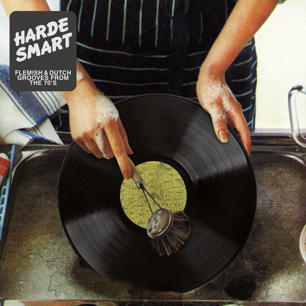 Harde Smart – Flemish & Dutch Grooves From The 70's: (★★★½): Oude pareltjes opgevist en opgefrist