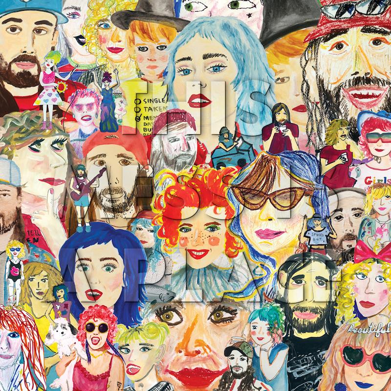 Tacocat – This Mess Is A Place (★★★½): De wereld is een warboel, dit album mag dat ook zijn