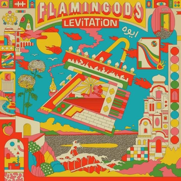 Flamingods – Levitation (★★★★): Psychedelisch feest