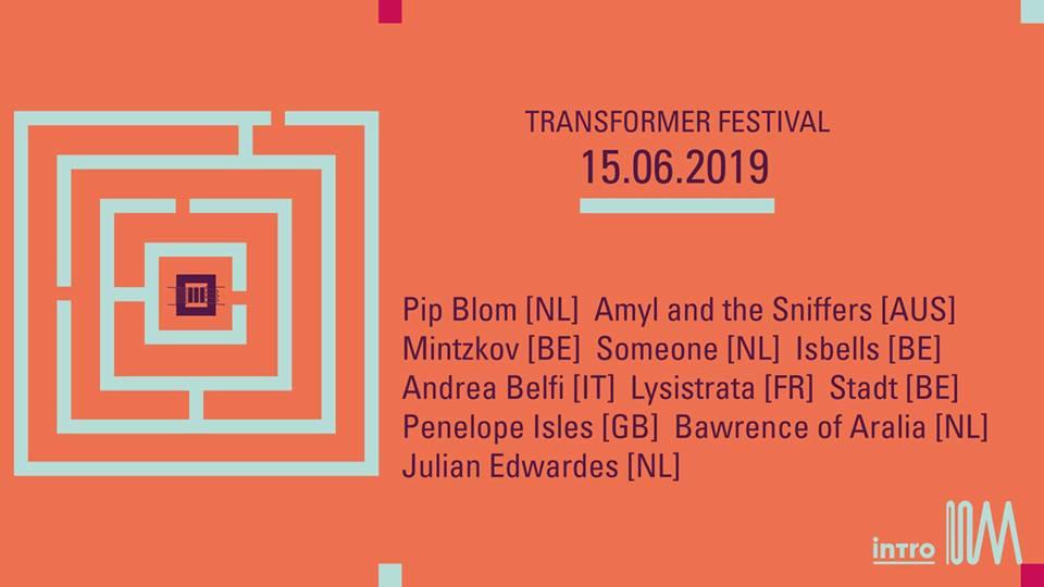Tickets te winnen Transformer festival