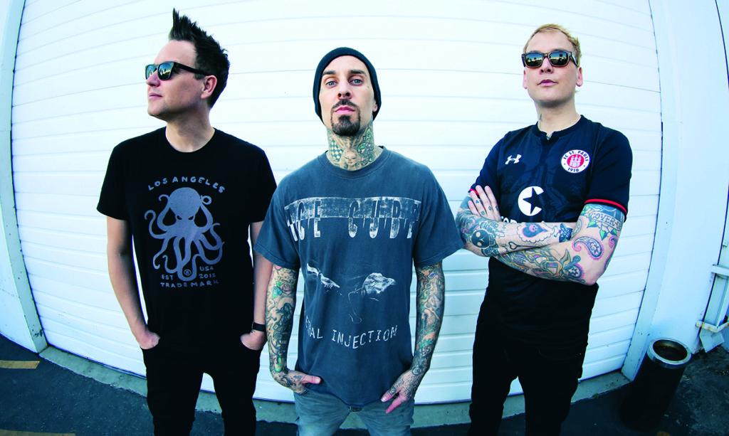 "Nieuwe single blink-182 – ""Blame It On My Youth"""