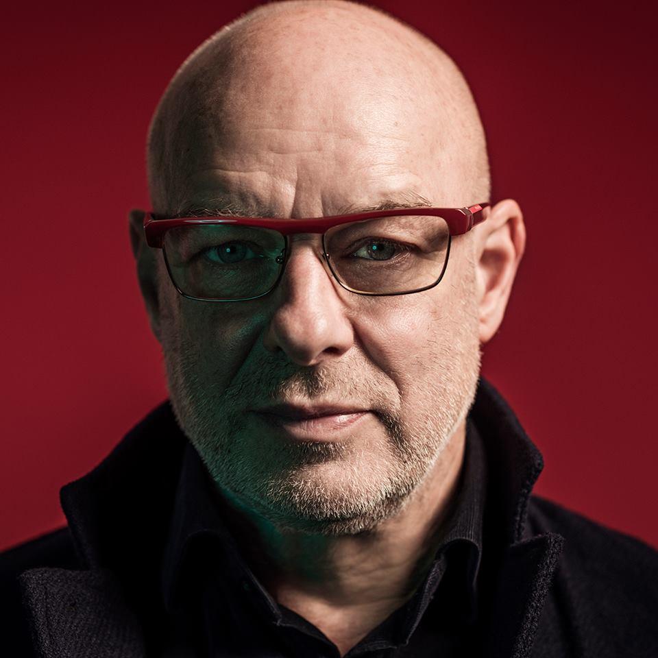 "Nieuwe single Brian Eno – ""Like I Was A Spectator"""