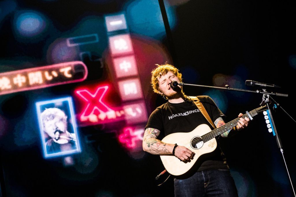 "Nieuwe singles Ed Sheeran – ""Blow"" (ft. Chris Stapleton & Bruno Mars) & ""Best Part Of Me"" (ft. YEBBA)"
