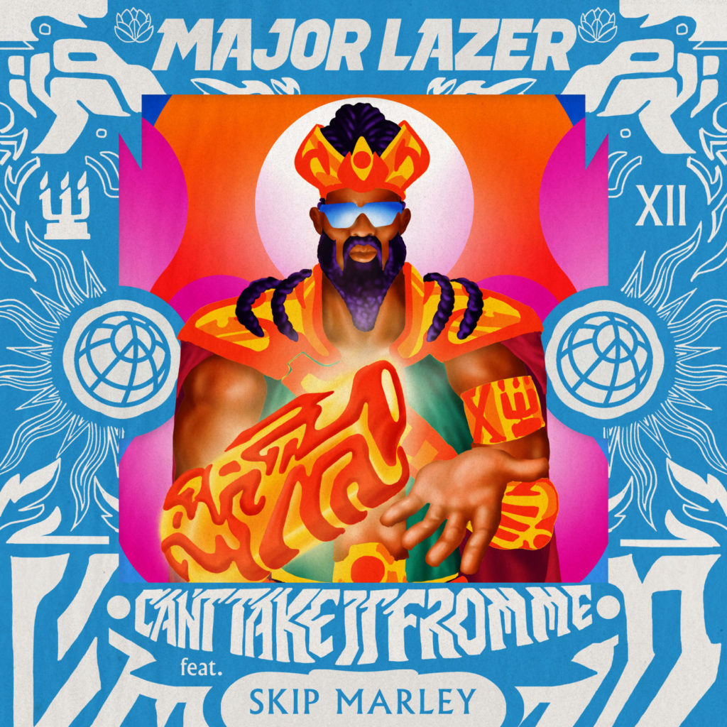 "Nieuwe single Major Lazer – ""Can't Take It From Me"" ft Skip Marley"