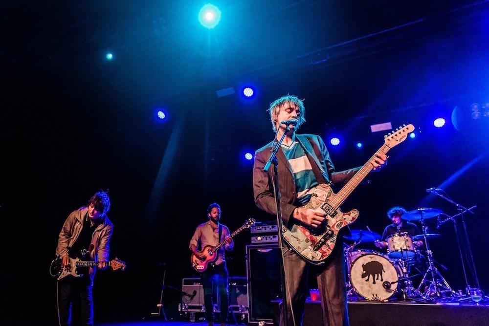 Pete Doherty & The Puta Madres @ Trix: Oprecht je-m'en-foutisme