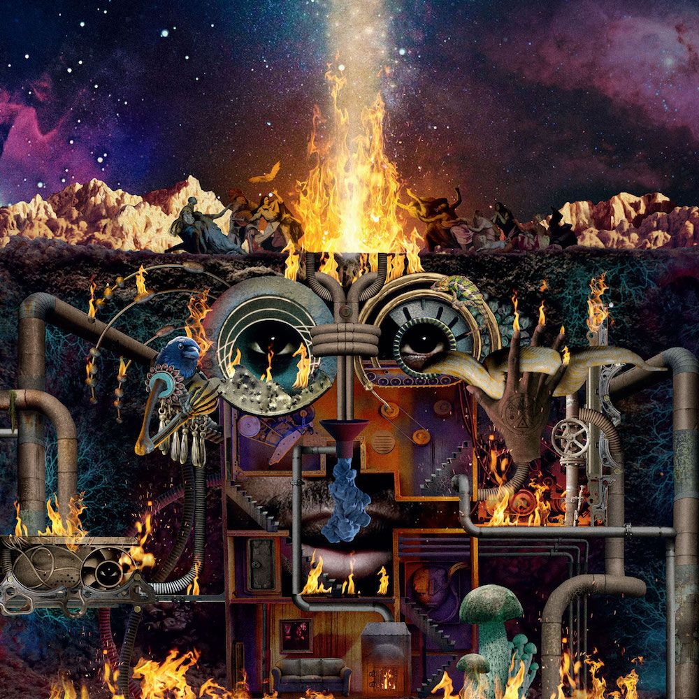 Flying Lotus – Flamagra (★★★★): Psychedelische Magnum Opus