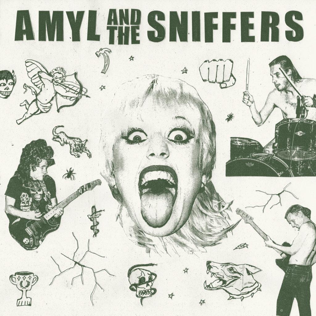 Amyl and the Sniffers – Amyl and the Sniffers (★★★½): Punk is dood, lang leve punk