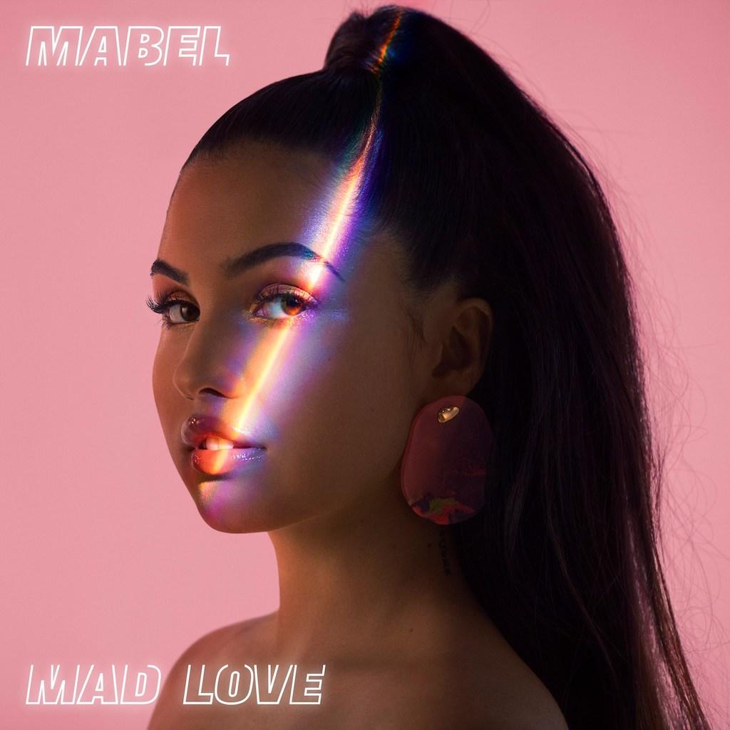 "Nieuwe single Mabel – ""Mad Love"""