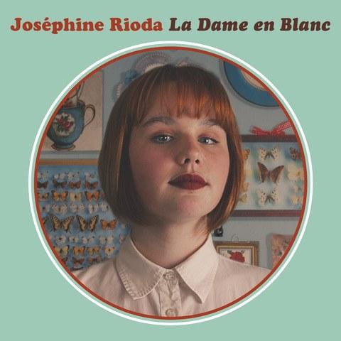 """Debuutsingle Joséphine Rioda – """"La dame en blanc"""""""