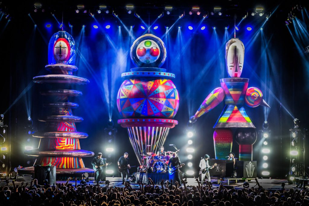 The Smashing Pumpkins @ Lotto Arena: 'Here's Billy'