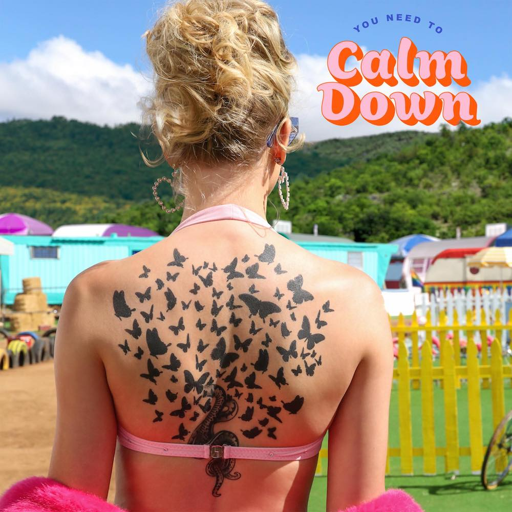 "Nieuwe single Taylor Swift – ""You Need To Calm Down"""