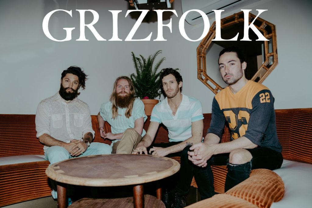 "Nieuwe single Grizfolk – ""Hurricane"""
