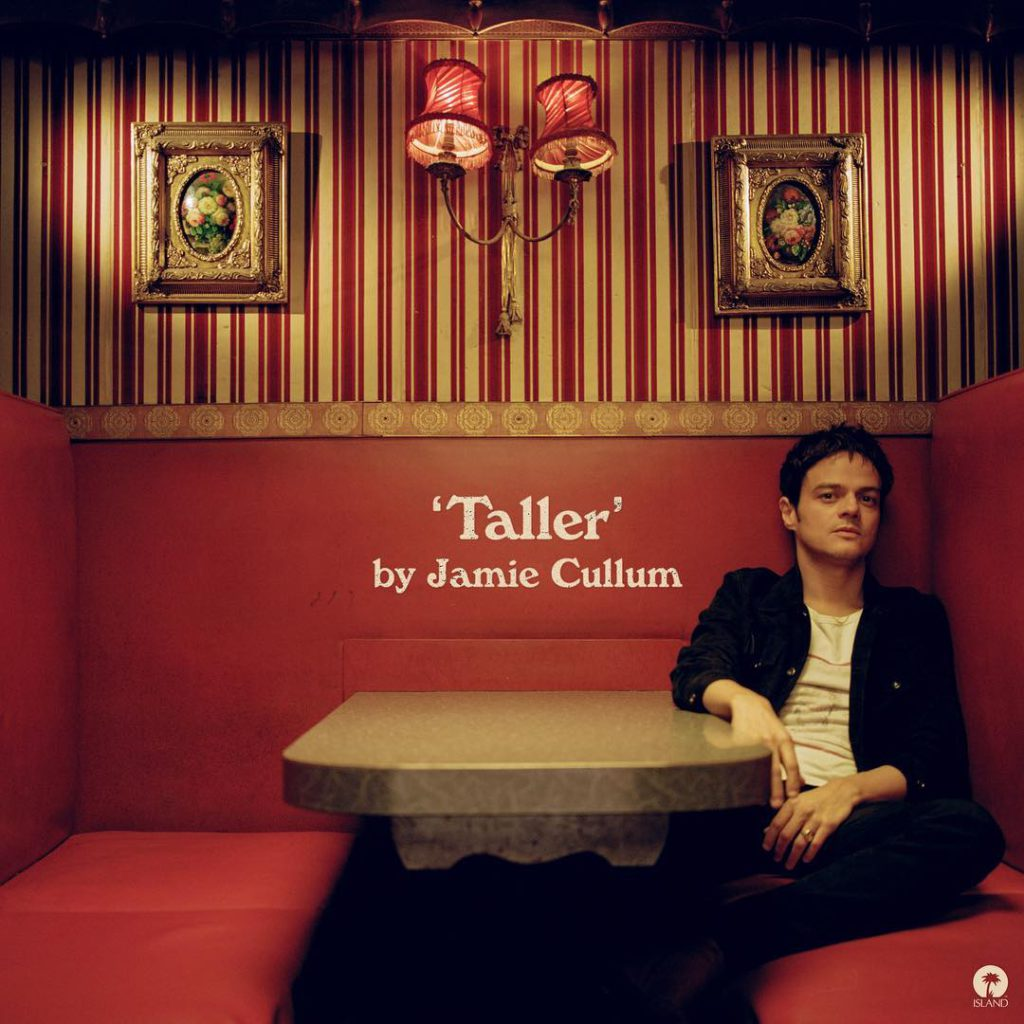 Jamie Cullum – (I Wish I Was) Taller (★★★): Nieuwe perspectieven