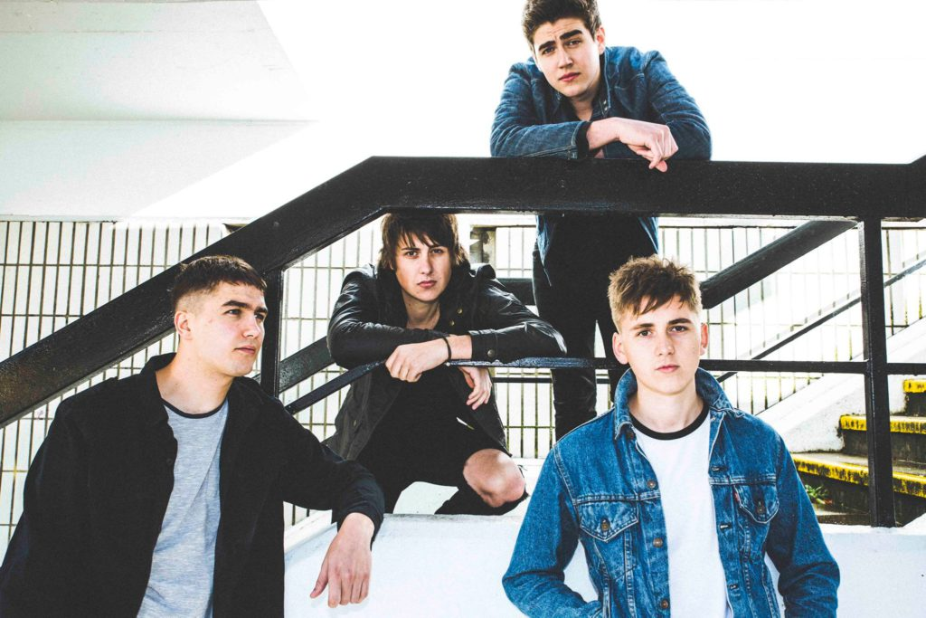 "Nieuwe single The Sherlocks – ""NYC (Sing It Loud)"""