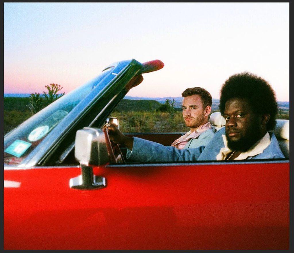 "Nieuwe single Michael Kiwanuka & Tom Misch – ""Money"""