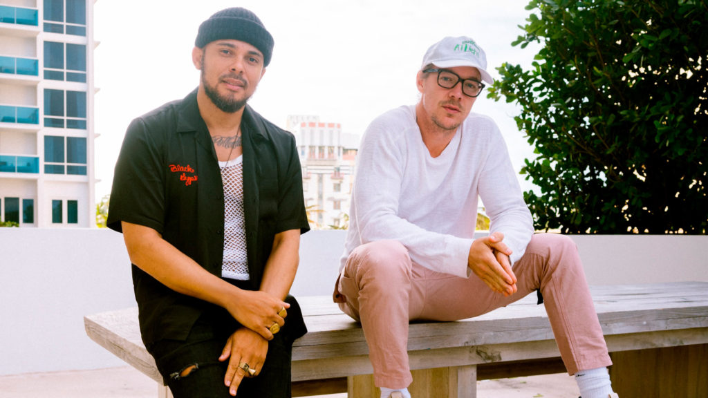 "Nieuwe single Major Lazer – ""Make It Hot"" ft Anitta"