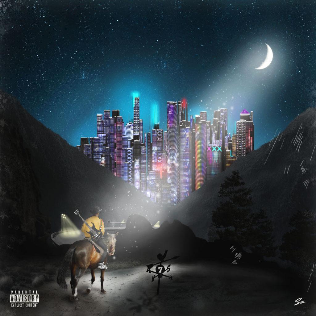 Lil Nas X – 7 EP (★★★½): Verder galopperen op het succes