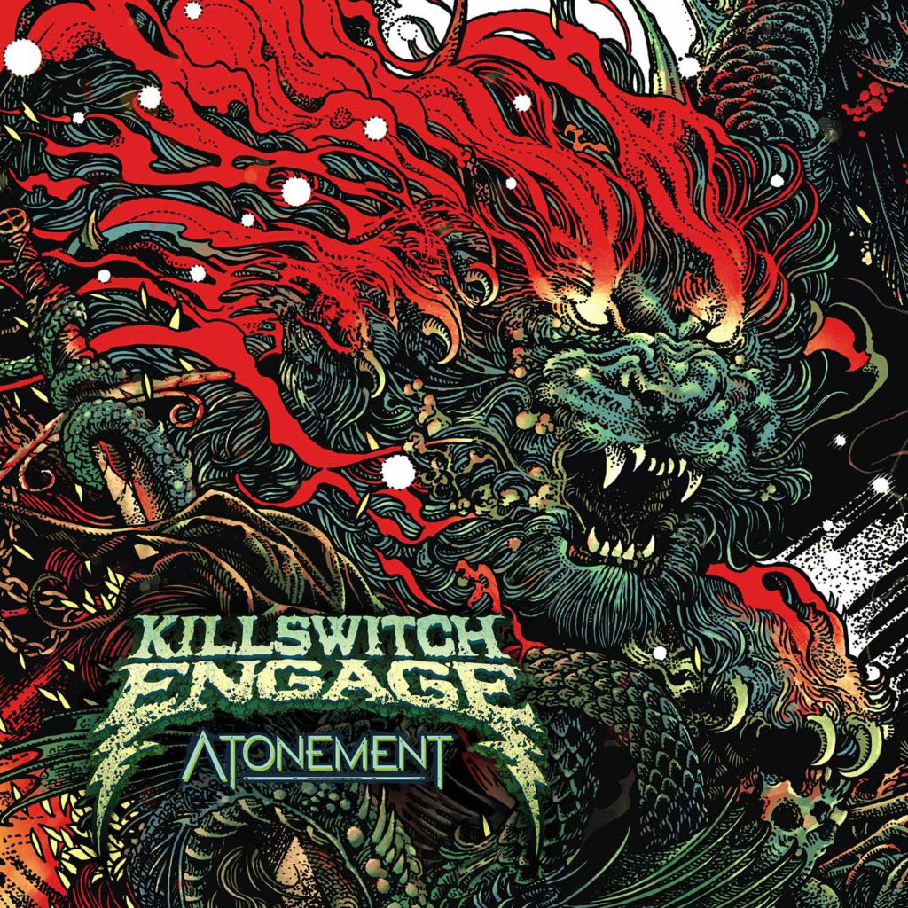 "Nieuwe single Killswitch Engage – ""I Am Broken Too"""