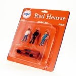 "Debuutsingles Red Hearse - ""Red Hearse"" & ""Honey"""