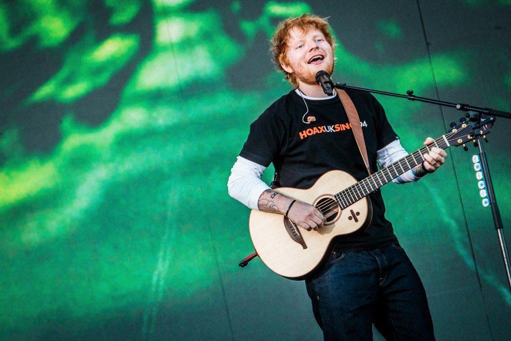 "Nieuwe single Ed Sheeran & Khalid – ""Beautiful People"""