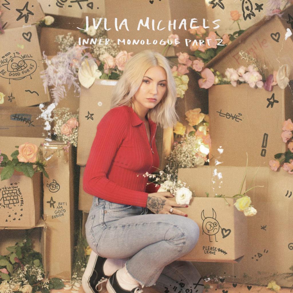 Julia Michaels – Inner Monologue Part 2 (★★★): Persoonlijk en breekbaar