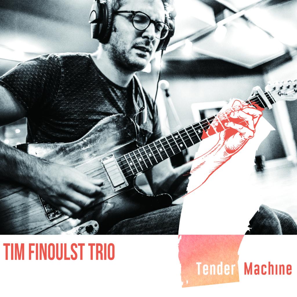 Tim Finoulst Trio – Tender Machine (★★★): Zwoele en tedere gitaarjazz