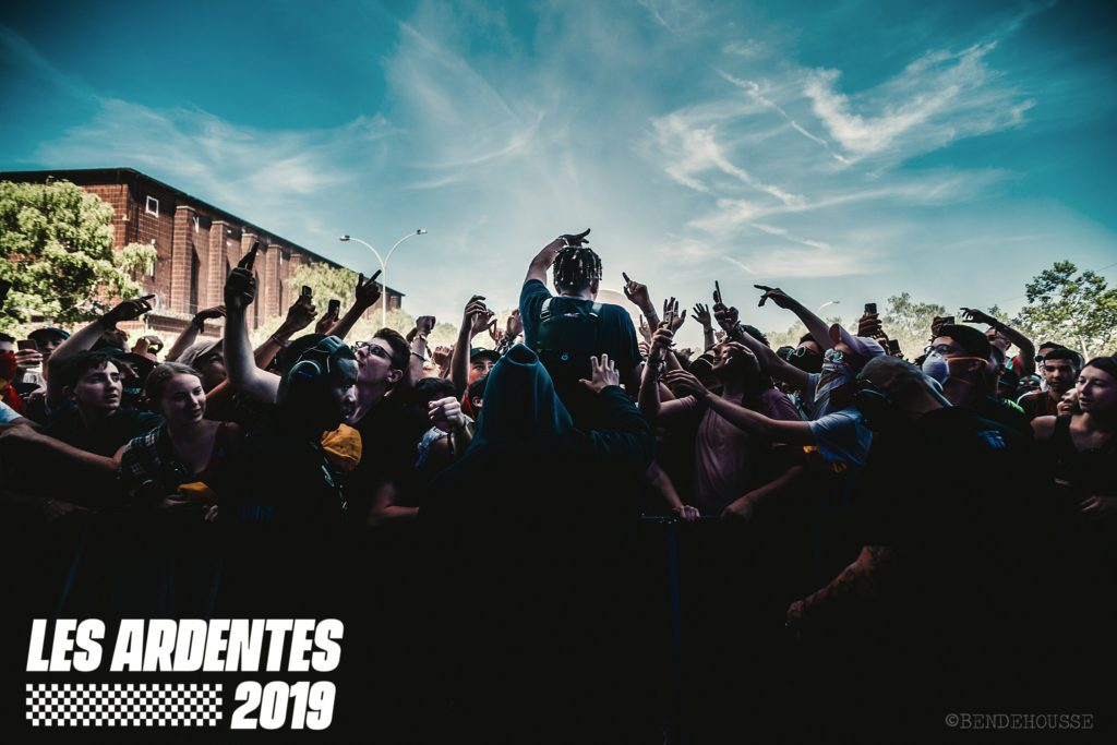 Les Ardentes 2019 (Festivaldag 2): Brussel boven alles!