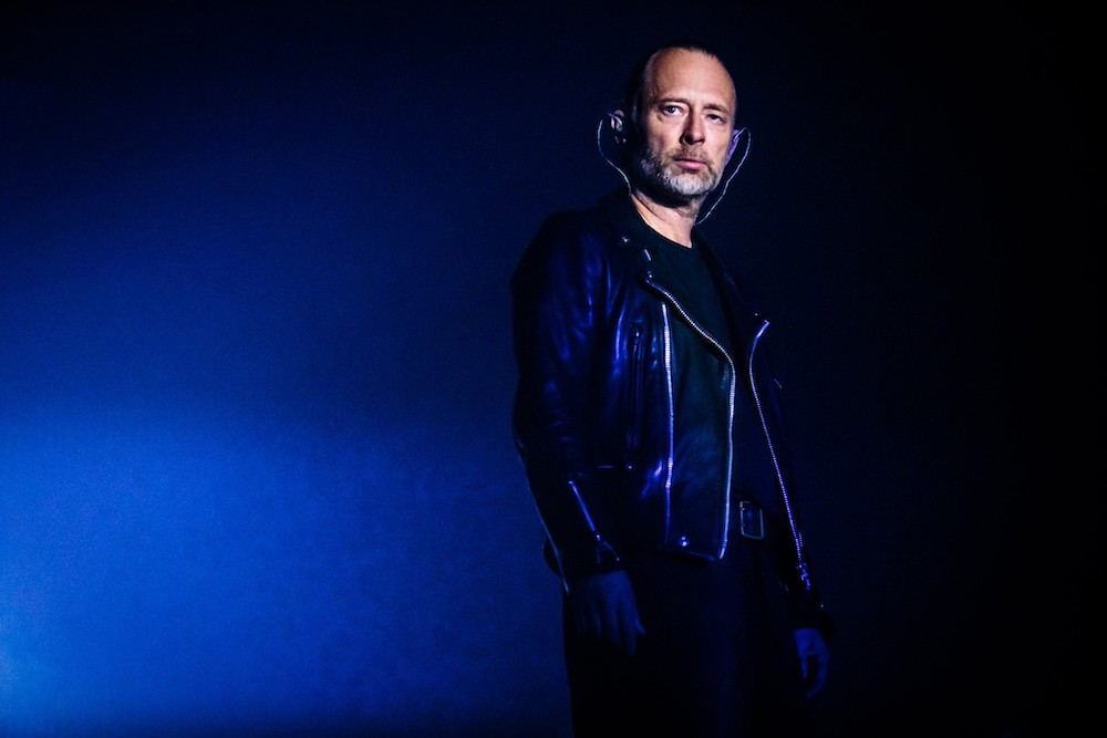 "Nieuwe single Thom Yorke ft. Flea – ""Daily Battles"""