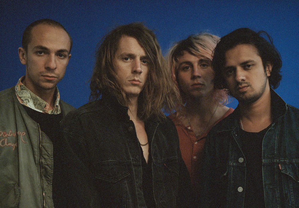 "Nieuwe single Mystery Jets – ""Screwdriver"""