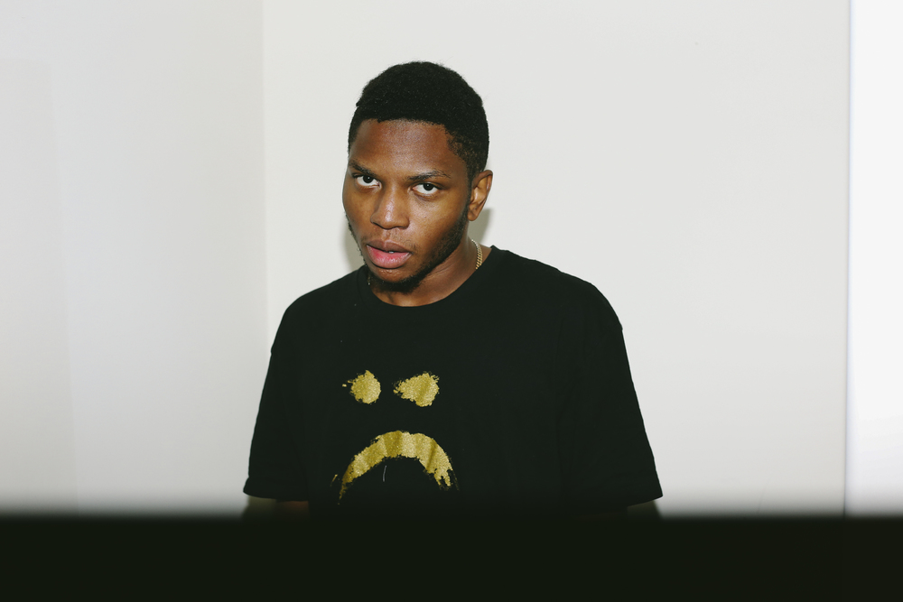"Nieuwe single Gallant – ""Crimes"""