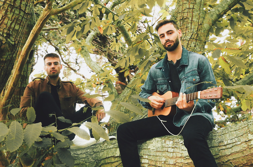 "Nieuwe single slenderbodies – ""away from you"""