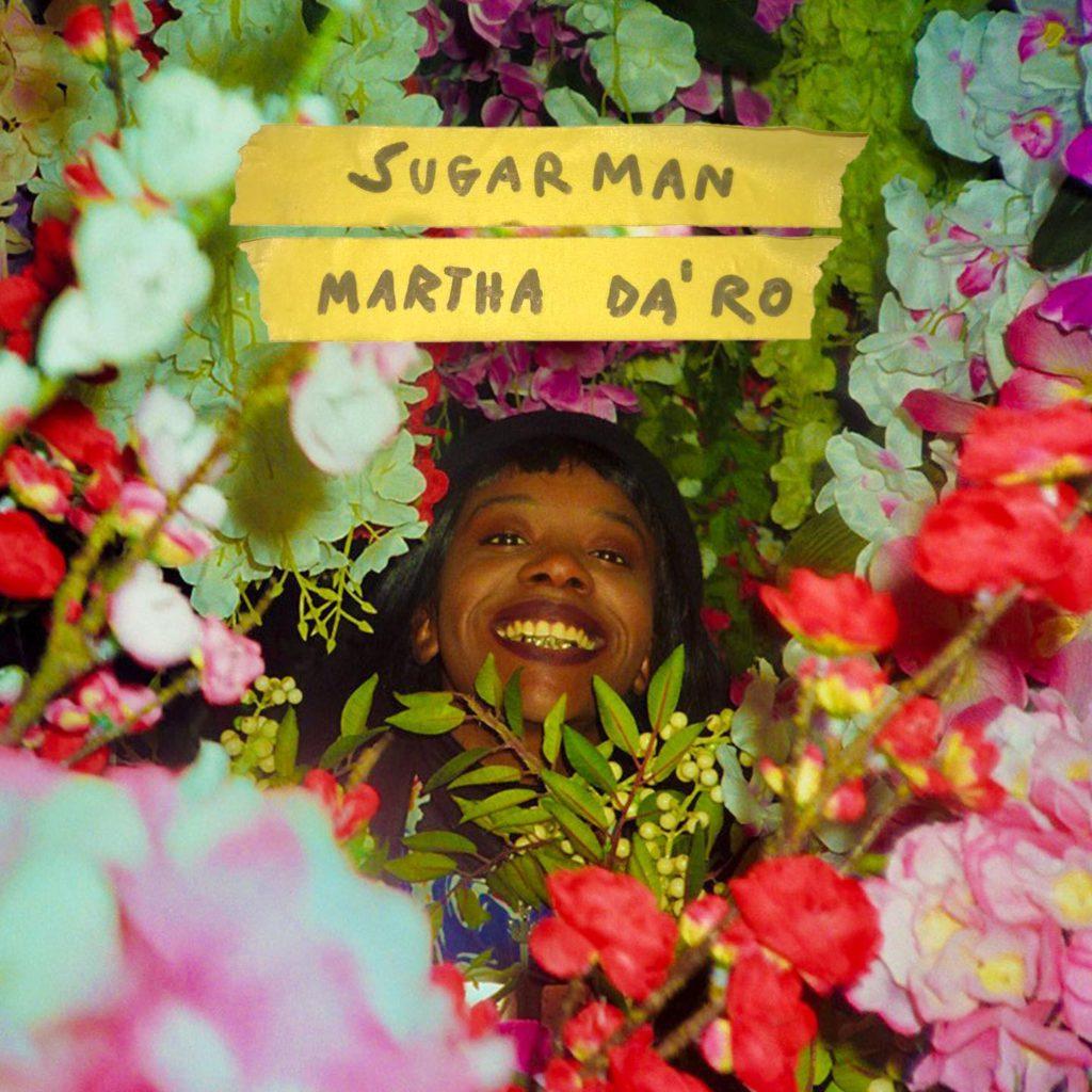 """Nieuwe single Martha Da'ro – """"Sugarman"""""""