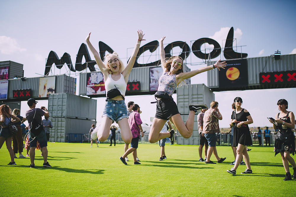 Mad Cool Festival 2019 (Festivaldag 1): Dress to impress