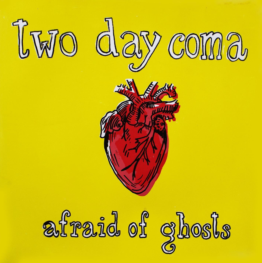 "Nieuwe single Two Day Coma – ""Afraid of Ghosts"""