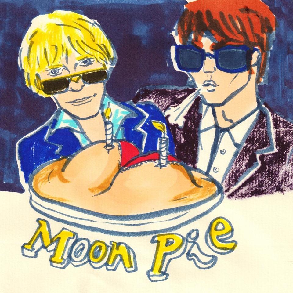 "Nieuwe single Papooz – ""Moon Pie"""